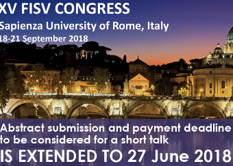 XV FISV CONGRESS 2018