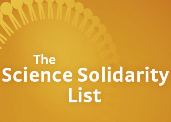 The Science Solidarity List