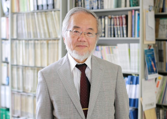The Nobel Prize in Physiology or Medicine 2016 Yoshinori Ohsumi